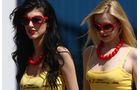 GP Türkei 2011 - Grid Girls