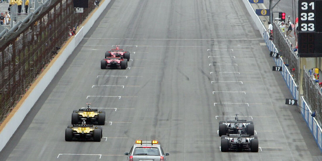 GP USA 2005 - Indianapolis - Start