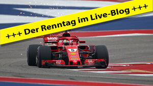 GP USA - Live-Blog - Teaser - F1 2018