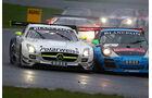 GT Masters, Mercedes SLS
