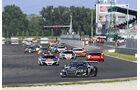 GT Sprint, Rennszene, Feld