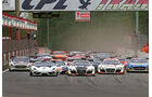 GT Sprint-Series, Rennszene, Start