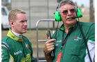 Gary Anderson - Formel 1 - Konstrukteur