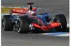 Gary Paffett McLaren Test 2006