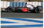 Gary Paffett McLaren Test 2007
