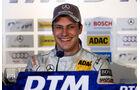 Gary Paffett Mercedes DTM 2010
