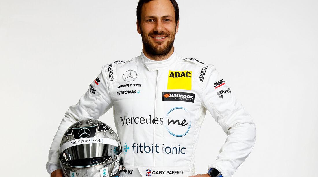 Gary Paffett - Mercedes - Porträt - DTM 2018
