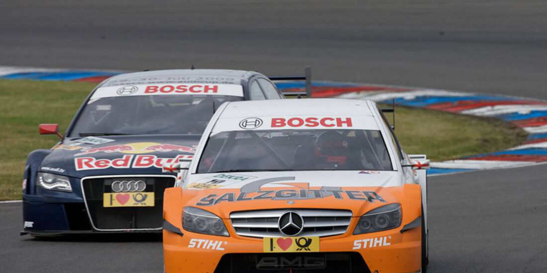 Gary Paffett am Lausitzring 2009