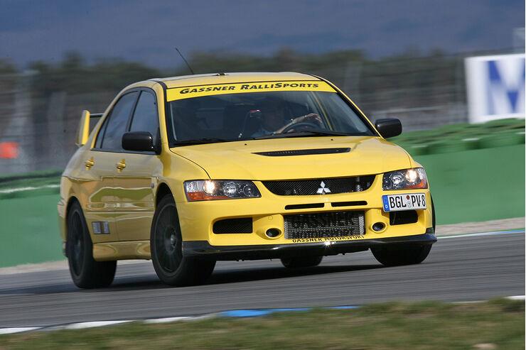 Gassner-Mitsubishi Lancer EVO IX