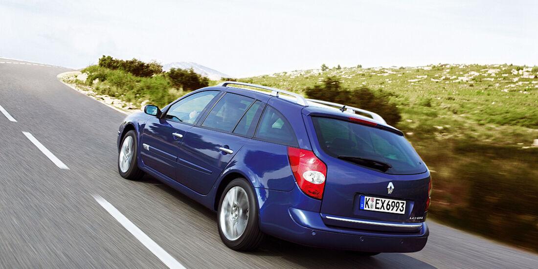 Gebrauchtwagen, Familienautos, Renault Mégane Grandtour