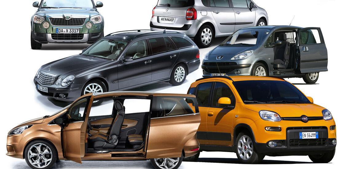 Kaufberatung Altersgerechte Gebrauchtwagen Auto Motor Und Sport