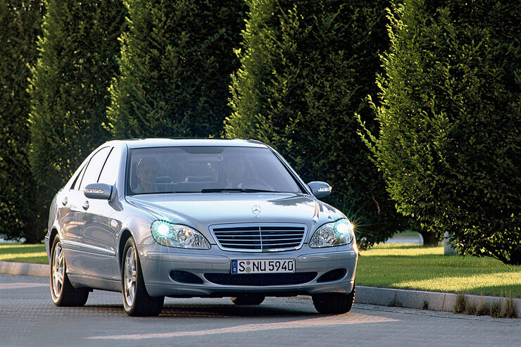 Gebrauchtwagen Oberklasse Limousinen