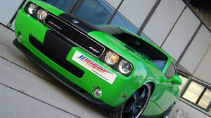 Geiger Cars Dodge Challenger SRT8 GT