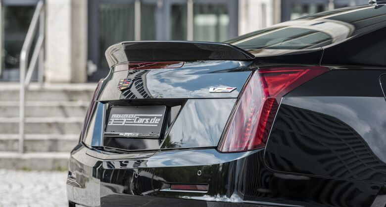 Geiger Cars tunt Cadillac ATS-V Coupe
