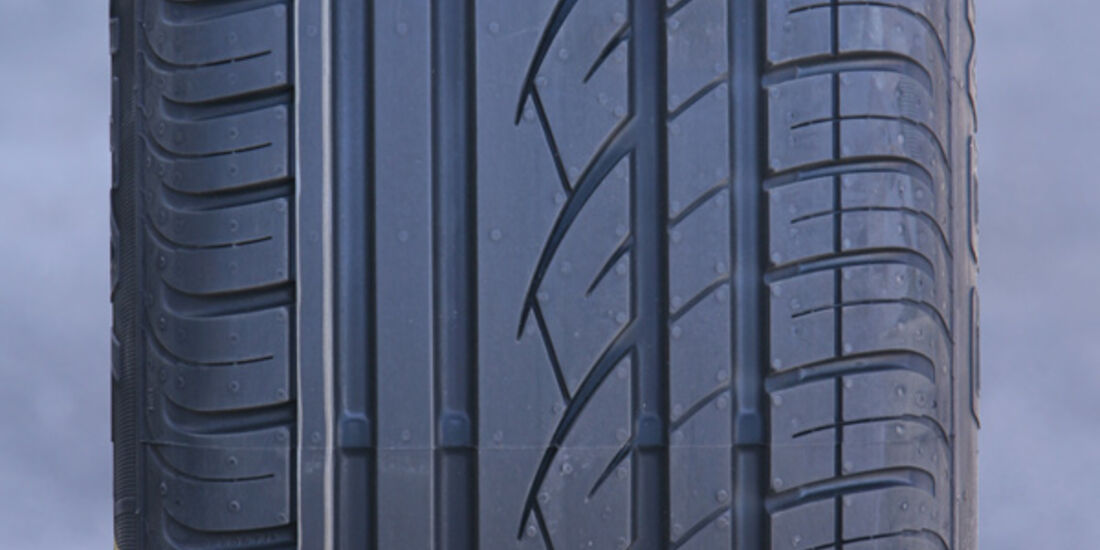 Geländewagen, Reifentest, Continental Cross Contact UHP