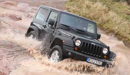 Geländewagenkatalog Jeep Wrangler