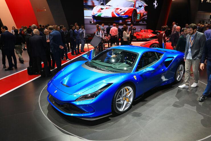 Auto Salon Genf 2019 Alle Neuheiten Bilder Und Infos Auto Motor