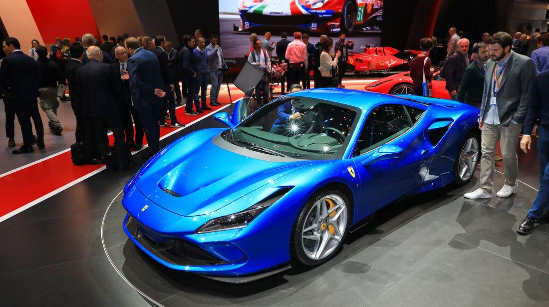 Genf International Motor Show 2019, Switzerland, Geneva, 05.03.2019 - Copyright Stefan Baldauf / SB-Medien