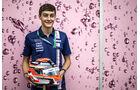 George Russell - GP Brasilien 2017