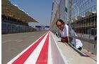 Gerhard Berger - Bahrain - Test - Formel 1 - 2014