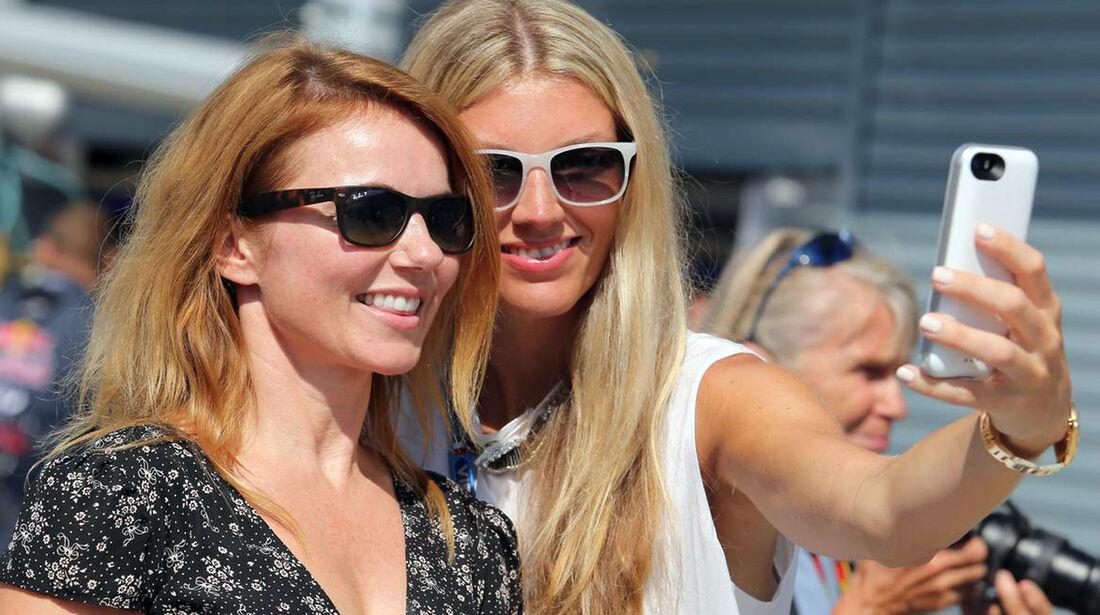 Geri Halliwell - Formel 1 - GP Italien - 6. September 2014