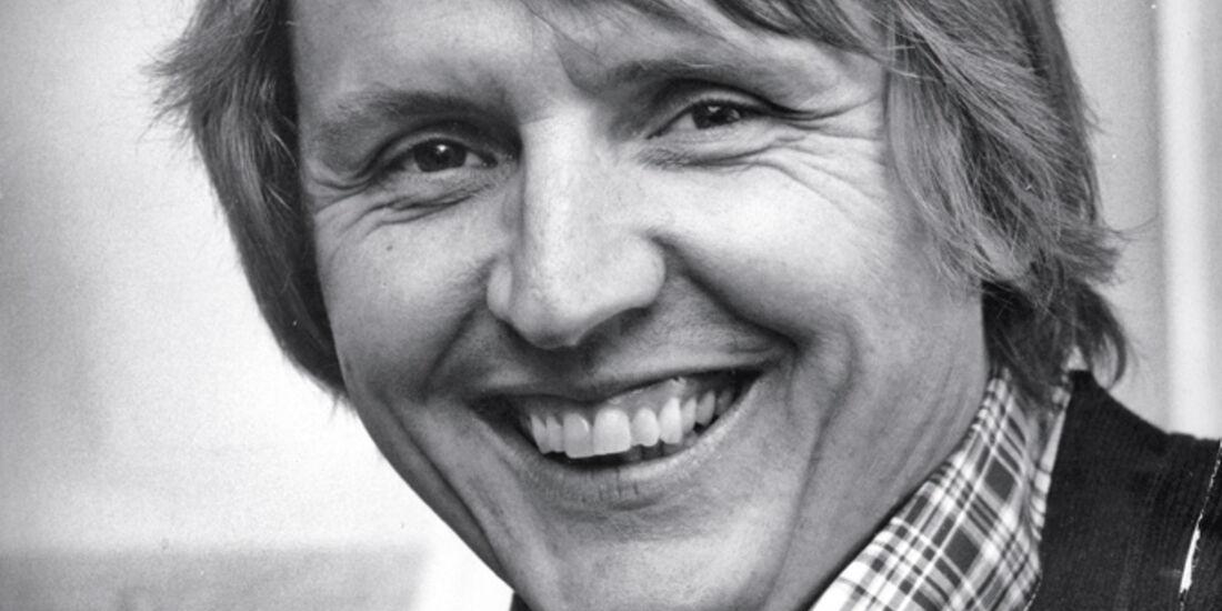 Gert Hack, Portrait