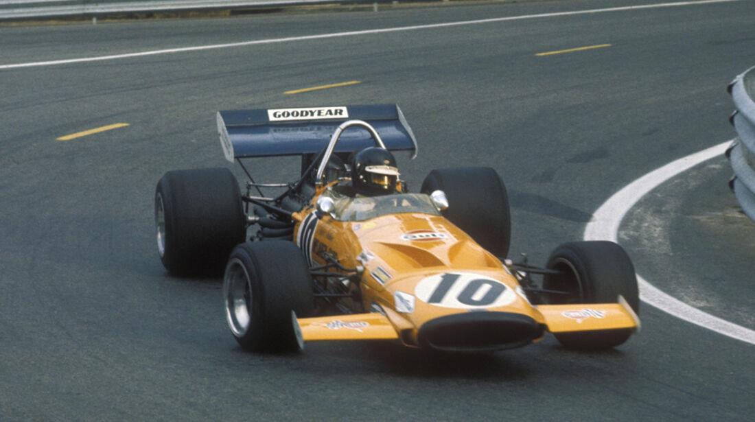 Gethin - McLaren 1971