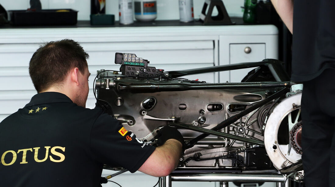 Getriebe Lotus 2013