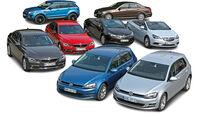 Getriebetechnik, Fahrzeuge