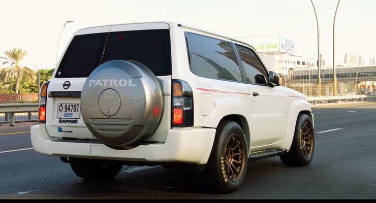 Nissan Patrol Gand Tour