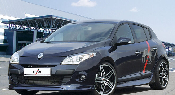 Giacuzzo Renault Megane