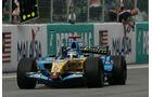 Giancarlo Fisichella - GP Malaysia 2006