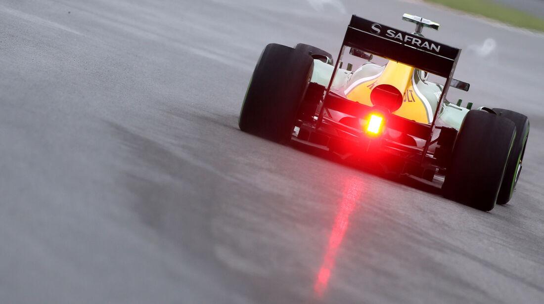 Giedo van der Garde - Caterham - Formel 1 - GP Kanada - 8. Juni 2013