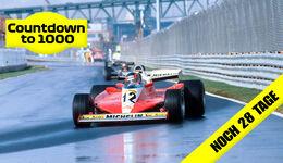 Gilles Villeneuve - Ferrari 312T3 - GP Kanada 1978