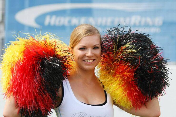 Girl - Formel 1 - GP Deutschland - 22. Juli 2012