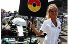 Girl  - Formel 1 - GP Italien - 7. September 2014