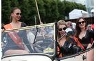 Girls - 24h Le Mans - Samstag - 18.06.2016