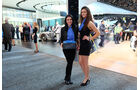 Girls Detroit Motorshow 2016
