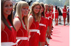 Girls - F1 - GP Italien - 11. September 2011