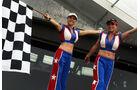 Girls  - Formel 1 - GP Australien - 15. März 2014