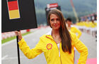 Girls - Formel 1 - GP Belgien 2013