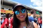 Girls - Formel 1 - GP Brasilien - 10. November 2017