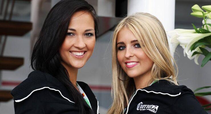 Girls - Formel 1 - GP Deutschland - 21. Juli 2012