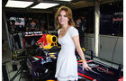 Girls - Formel 1 - GP England 2013