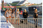 Girls - Formel 1 - GP USA - 30. Oktober 2014
