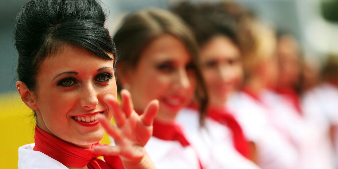 Girls - Formel 1 - Grand Prix von Italien - Monza 2013