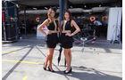 Girls - GP Australien - Melbourne - 16. März 2012
