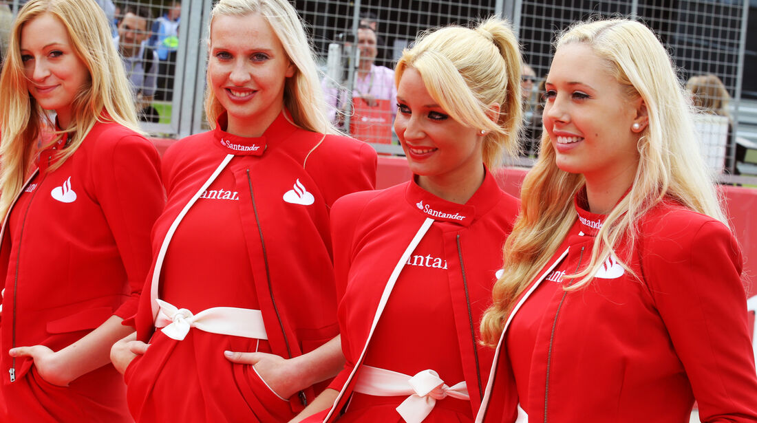 Girls GP England Silverstone 2012