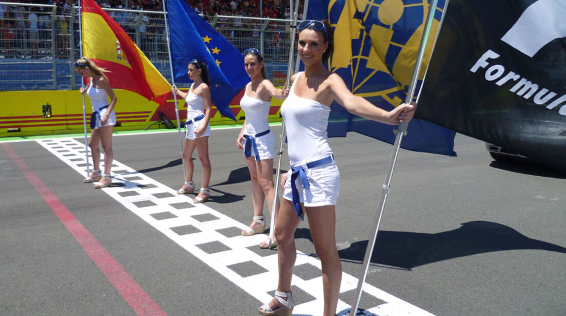 Girls GP Europa Valencia 2011