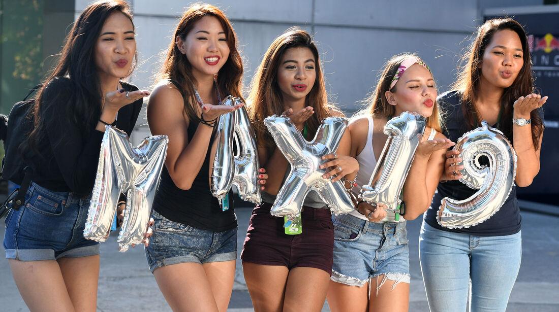 Girls - GP Malaysia 2016